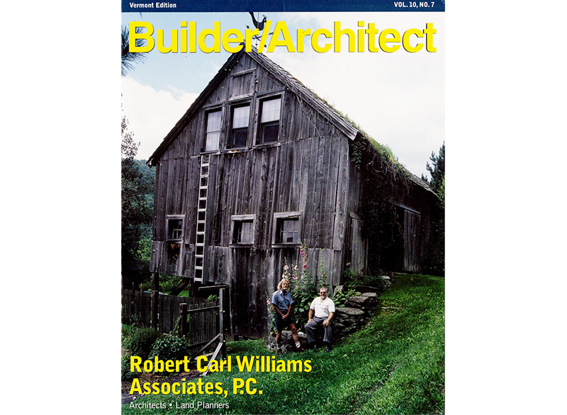 RCWA Featured in Builder/Architect Magazine