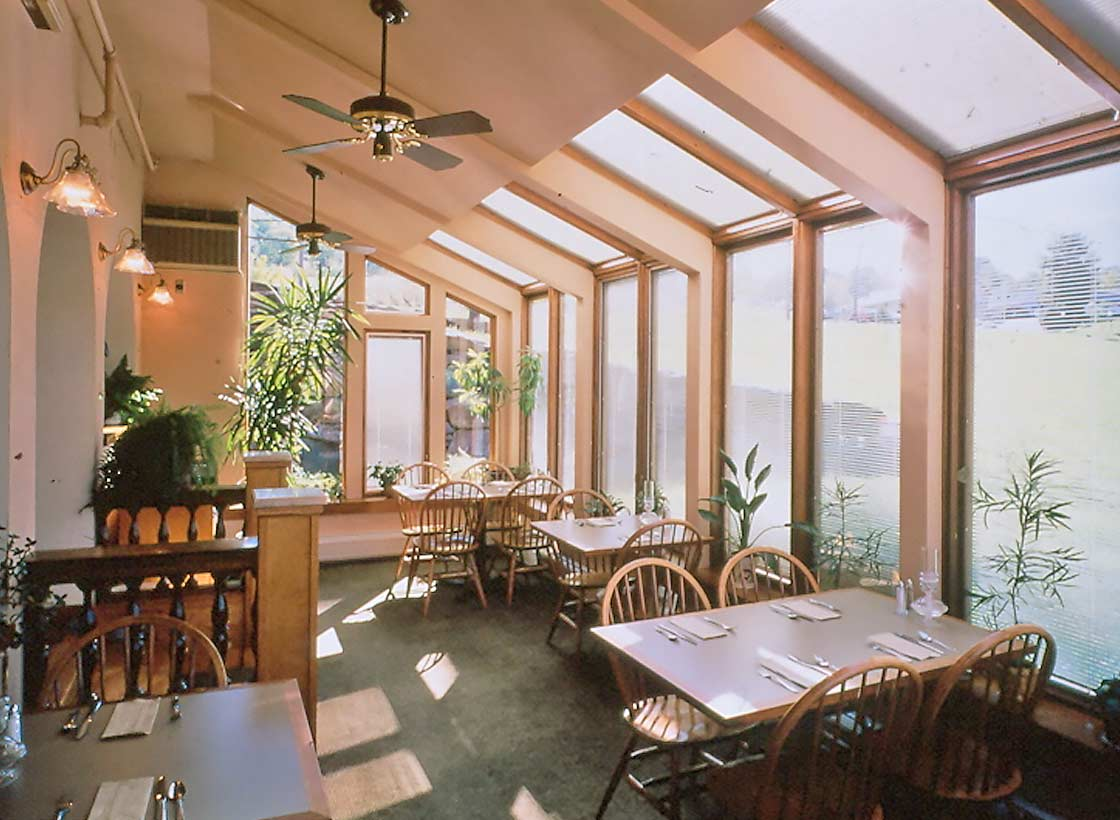 Spooner Barn Restaurant & Bar | RCWA | Pittsfield, Vermont