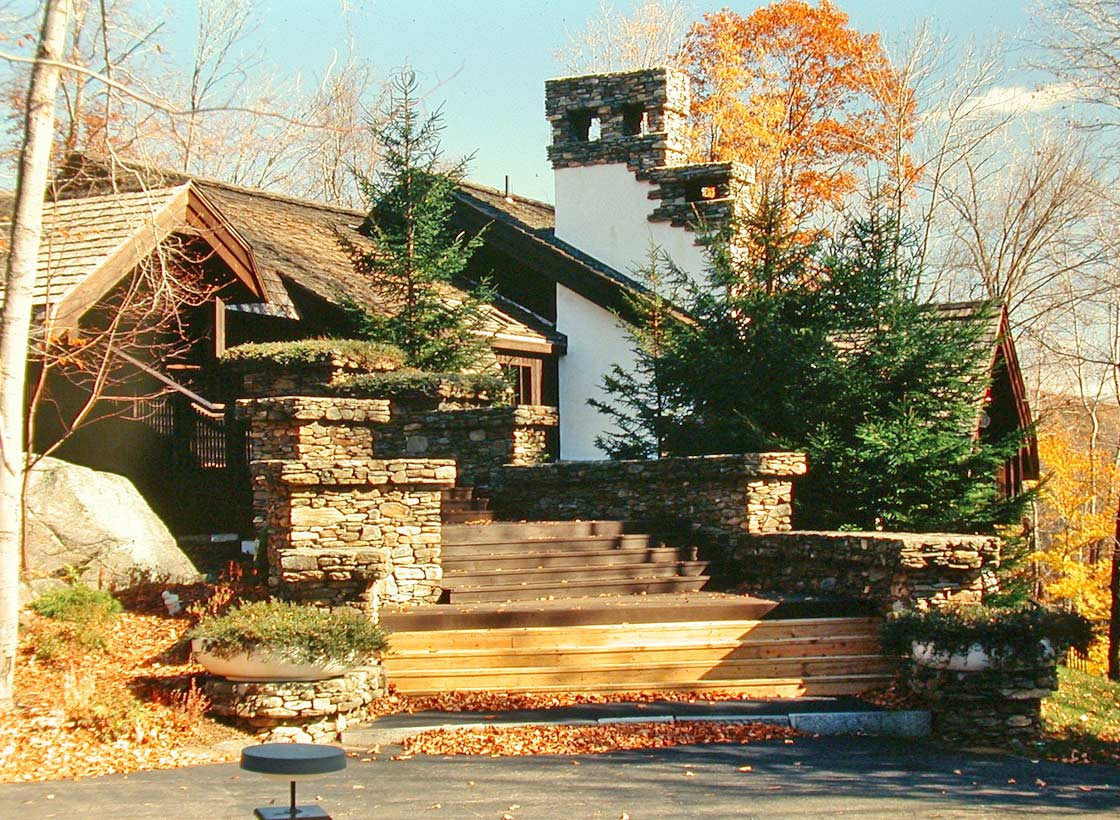Hawk Mountain Custom Homes RCWA Pittsfield Vermont